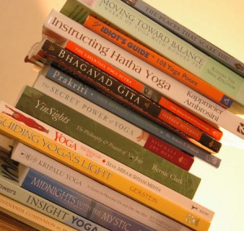 Vernon Yoga Lovers Book  Club